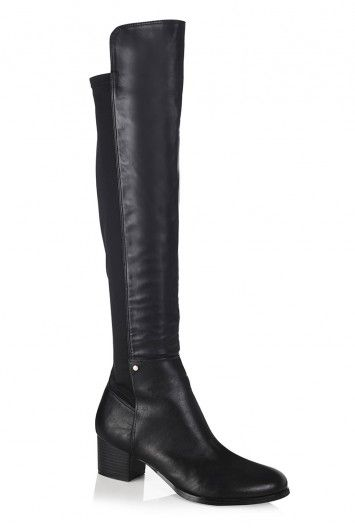 LTS Jocasta Stretch Back Boots for Tall Women | Long Tall Sally USA