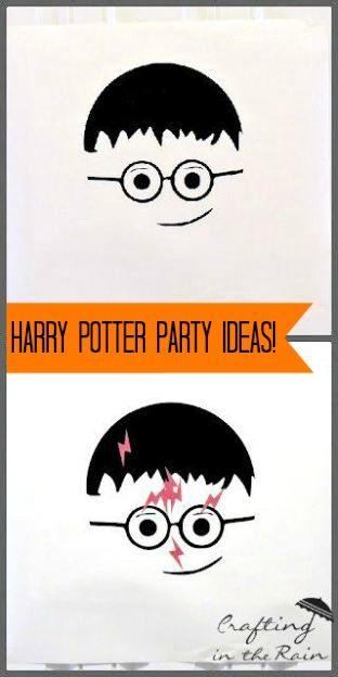 harry potter party ideas crafts 1000 images about diy decorations for children s 6695