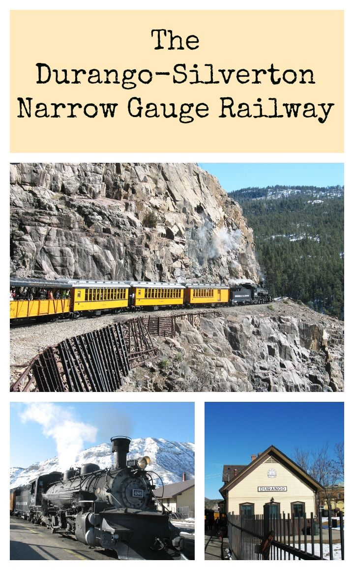 Photo Essay: The Durango-Silverton Narrow Gauge Railway