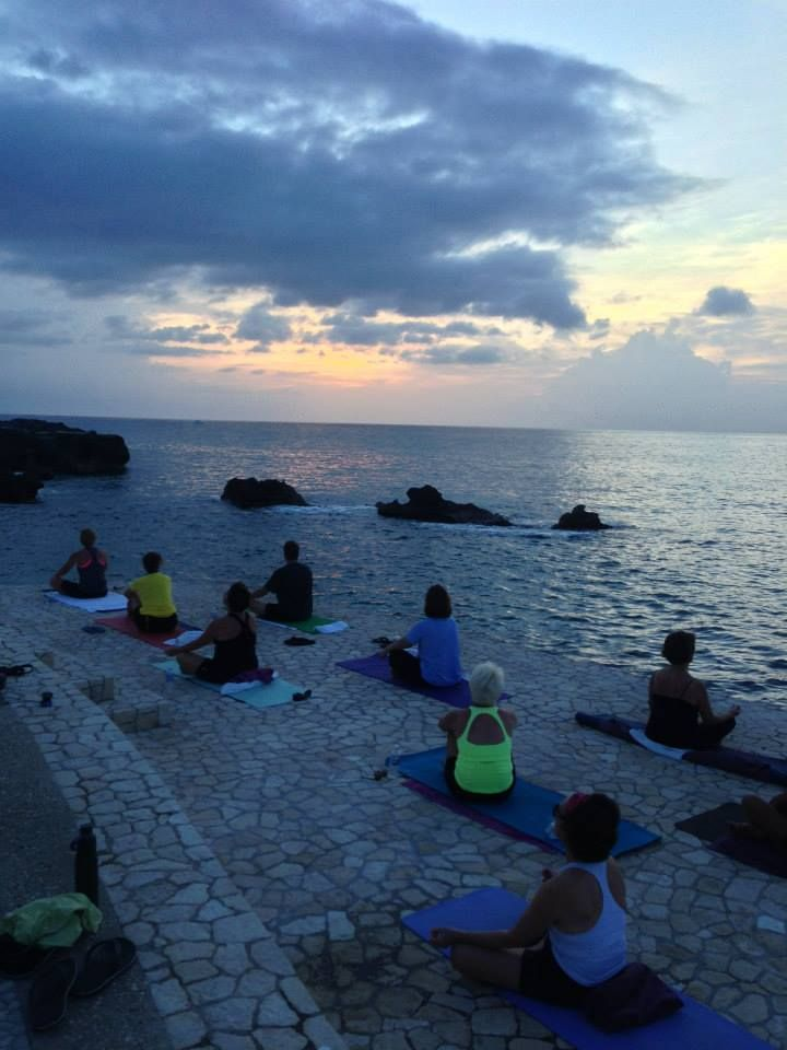 Yoga Wellness Retreat at The SPA Retreat Boutique Hotel #negril #jamaica