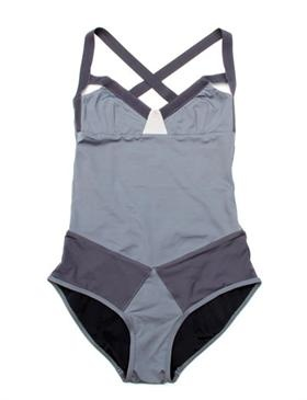 VPL fracture suit - steel: Beautiful Suits, Grey Suits, Clothing, Fractured Suits, One Pieces Swimsuits, Cutest Swimsuits, Modest Swimsuits, Dips, Vpl Fractured