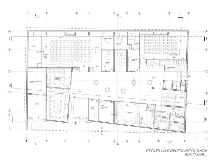 Galería - Nuevo Edificio Escuela Ingeniería Bioquímica, PUCV / Dirección de Infraestructura PUCV - 61