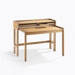 Bureaus-Home office-Modesto secretary desk-Lambert