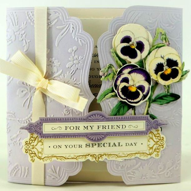11 best Anna Griffin images on Pinterest | Anna griffin cards ...
