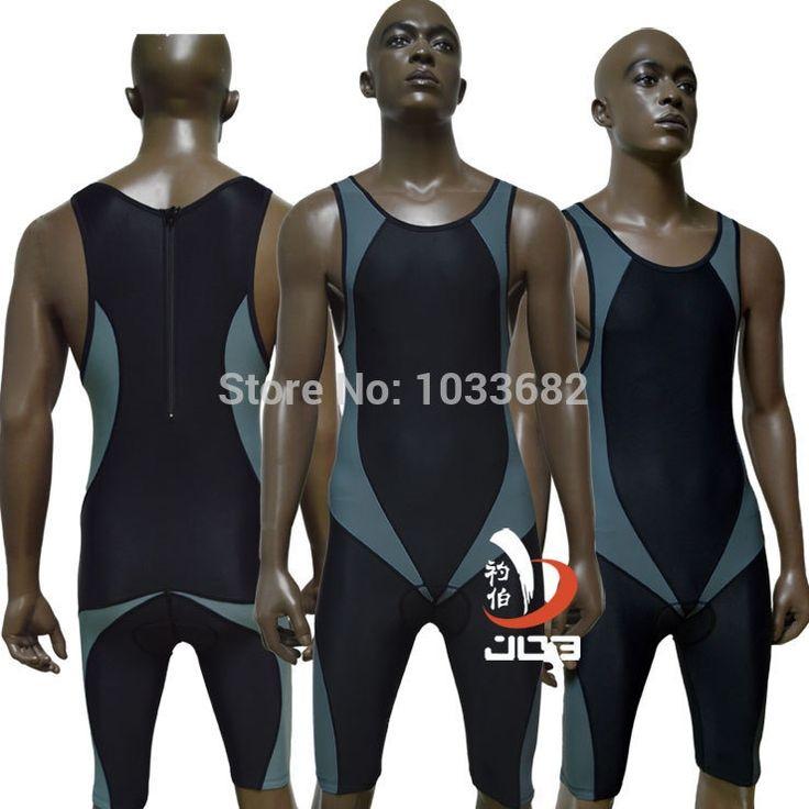 29.95$  Buy here - http://alixn7.shopchina.info/go.php?t=32239330518 - JOB Ironman triathlon swimsuit mens one piece swimwear running cycling wear sportswear mens racing swimsuits athletic swimwear  #aliexpress