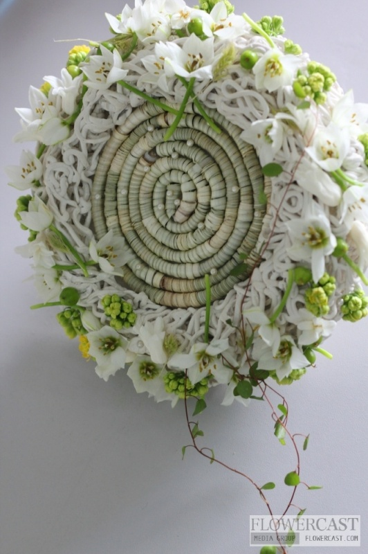 Wedding show of Inna Petrenko and Sergey Karpunin in Kiev (Ukraine), 19.05.2012   FLOWERCAST.COM   All about flower design, floristics.