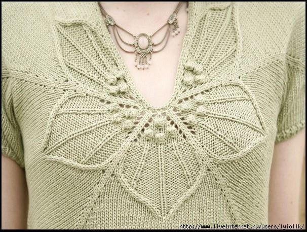 Для тех, кто вяжет спицами. / Вязание спицами / Вязание для женщин спицами. Схемы вязания спицами