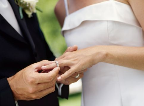 Can use this site to search for songs, don't need to register, click red song title to hear song.    Top 10, 20, 50 and 100 Wedding Songs - Top 10 Wedding Songs