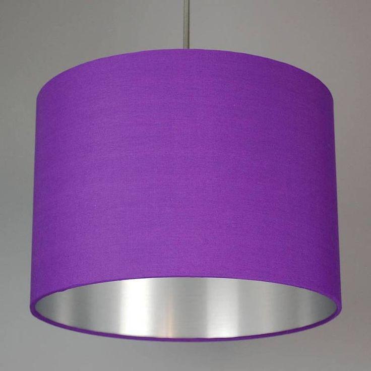 Best 25+ Purple lamp shade ideas on Pinterest | Purple ...