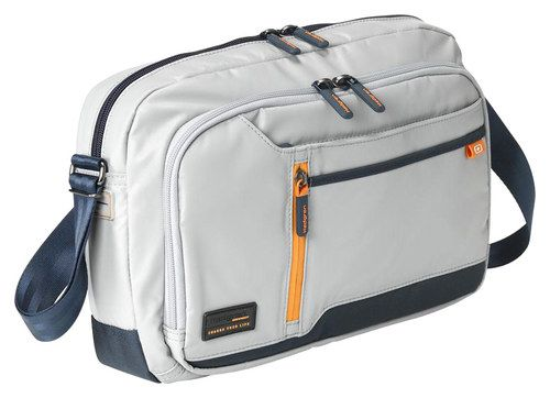 "Hedgren - 10"" Crossover Bag - Light Gray, Adult Unisex"