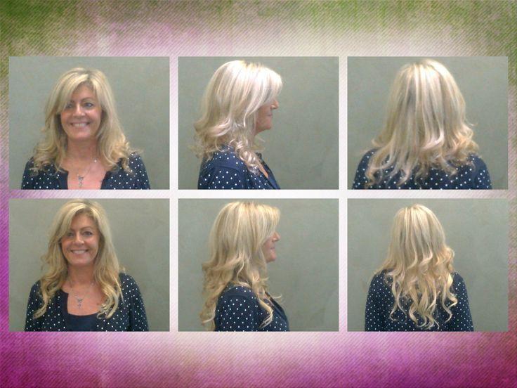 Altro allungamento con Hairdress!