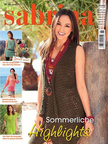 SABRINA №6 2012