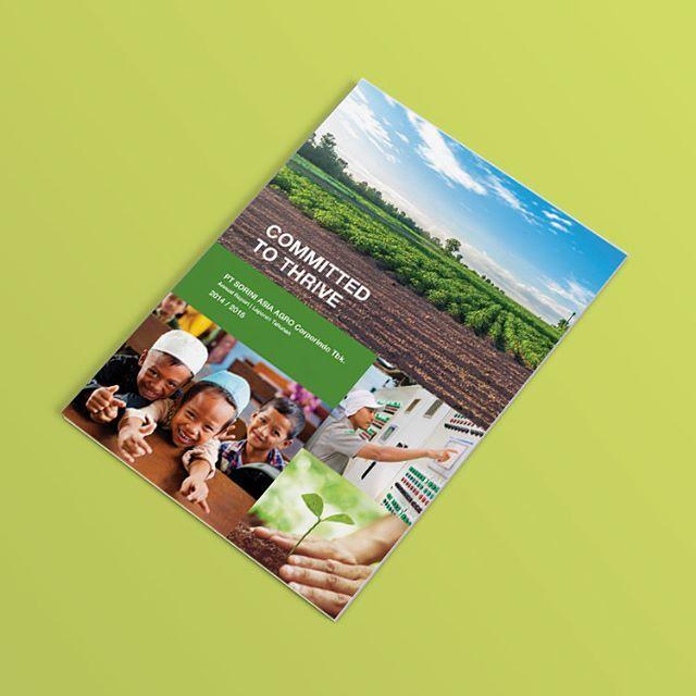 Laporan Tahunan Sorini Indonesia // Sorini Indonesia merupakan produsen sorbitol, yang memproduksi zat pemanis buatan dan produk-produk turunan pati. Laporan tahunan dibuat sistematis dan rapi dengan nuansa yang segar memadukan warna- warna korporat. Penempatan foto yang sesuai serta visualisasi infografis menjadi elemen kreatif yang mendukung fungsi laporan tahunan. <!--EndFragment-->