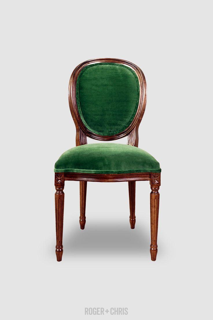 Park Art|My WordPress Blog_Emerald Green Velvet Dining Chairs