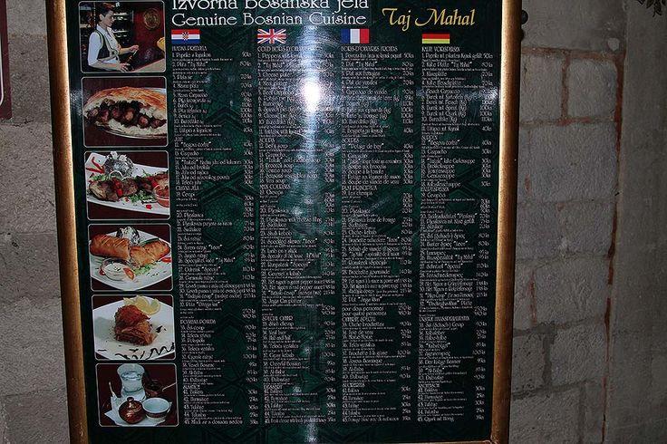Restaurant Taj Mahal, Dubrovnik http://www.heitza.com/restaurant-taj-mahal-dubrovnik/