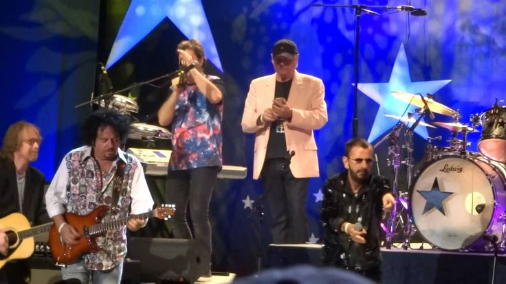 With A Little Help From My Friends - Ringo Starr and His AllStarr Band, ...