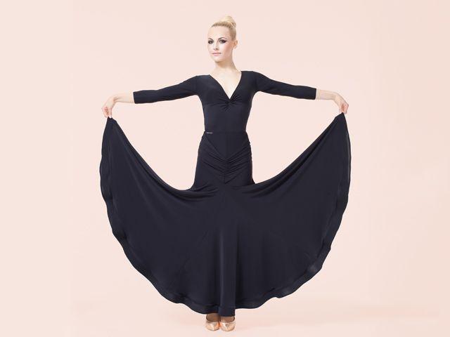 Luna #Ballroom #Skirt