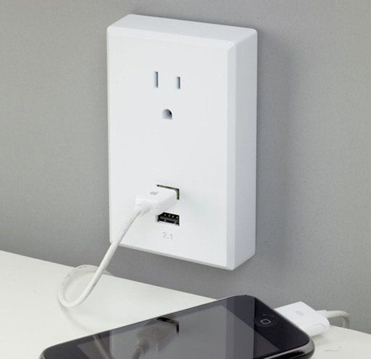"Are there ever enough outlets? With the evergrowing array of gadgets that find their way into our home (Pads, Tabs, Fires, iPhones, and Nexuses) it seems like the answer is a resounding ""No!"" Maybe it's time to give that outlet a reboot with some USB functionality. Read on and we'll show you how."