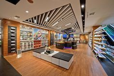 Xtep Brand Experience Sportswear Store by Ziyang, Changsha – China » Retail Design Blog