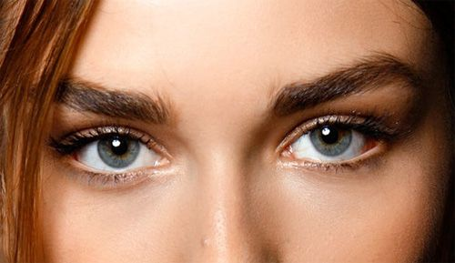 thick eyebrow shapes - Google Search