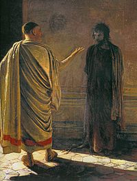 Pontius Pilate - Wikipedia, the free encyclopedia
