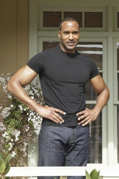Henry Simmons in Man Up