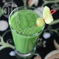 Zielone smoothie z brokułami #zielonekoktajle #zielonesmoothie