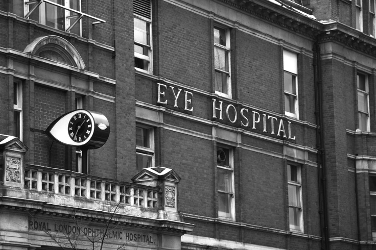 Moorfields London