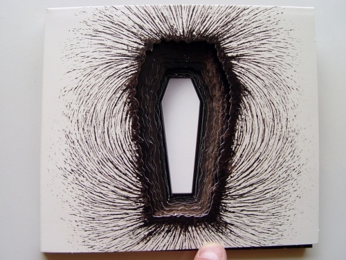 The Metallica Death Magnetic Cover