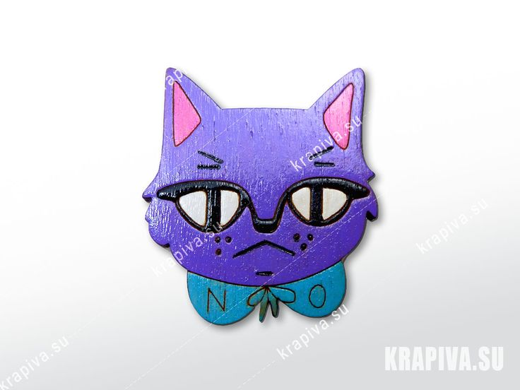Угрюмый кот  значки, брошь, деревянный значок, значок из дерева, деревянные значки, деревянная брошь, ручная работа, handmade, brooch, pin, кот, cat