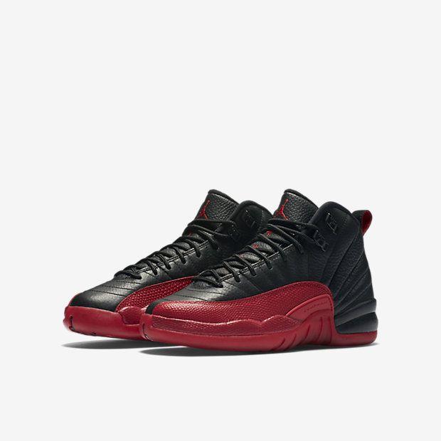 Air Jordan Retro 12 (3.5y-7y) Big Kids' Shoe