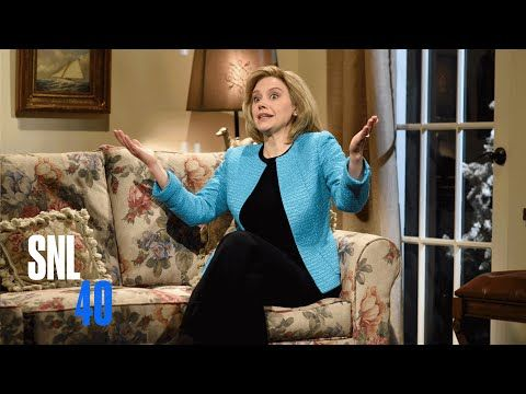 JESSIE SPENCER: Hillary Clinton Cold Open - SNL