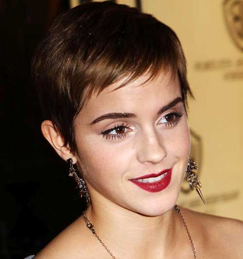 20 Celebs with Signature Short Hairstyles