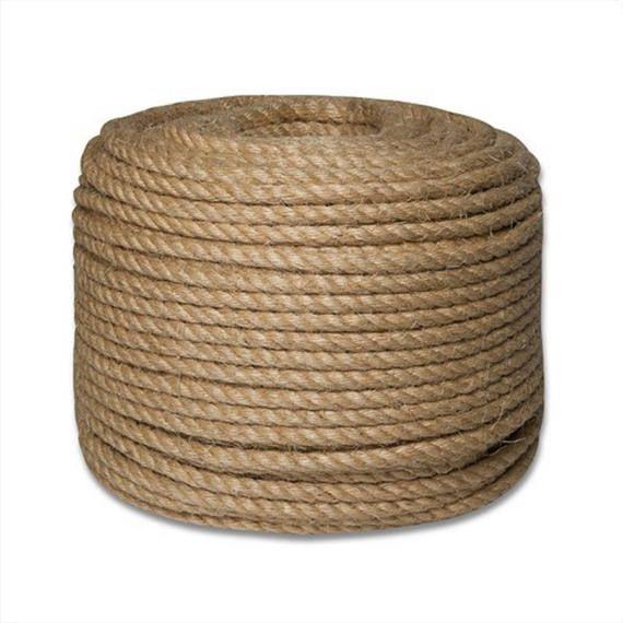 Macrame cord / Cotton cord / Handmade twine / Braided rope /