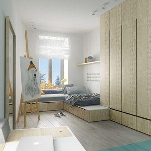 Фото из портфолио Квартира с японским настроением – фотографии дизайна…