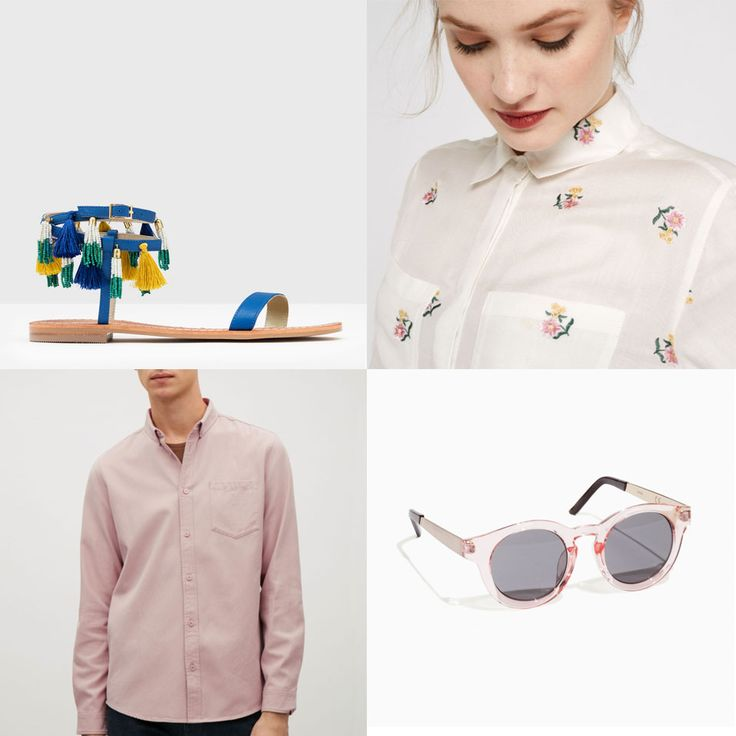 Ah, spring. Time to shake off the layers, ditch the heavy coats, and bring a little colour back into our lives. Here are our new season picks!