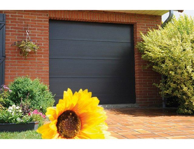13 best Portes de garage images on Pinterest Garage doors - etancheite porte d entree