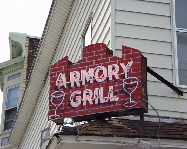 armory grill