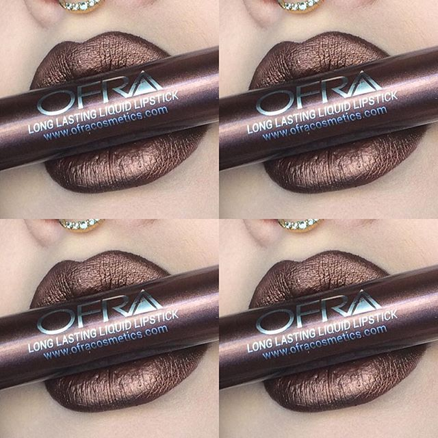 """LONG LASTING LIQUID LIPSTICK IN COVEN   ✨ USE CODE """"PINNER"""" FOR 30% OFF the OFRA X NIKKIE TUTORIALS COLLECTION! ✨  https://www.ofracosmetics.com/products/ofraxnikkie"""