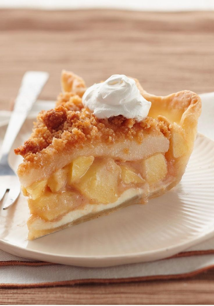 Apple-Pear Crumble Pie -- This dessert recipe is one of our longest-running hits! We're talking five stars and rave reviews. Try it and see what the fuss is all about.