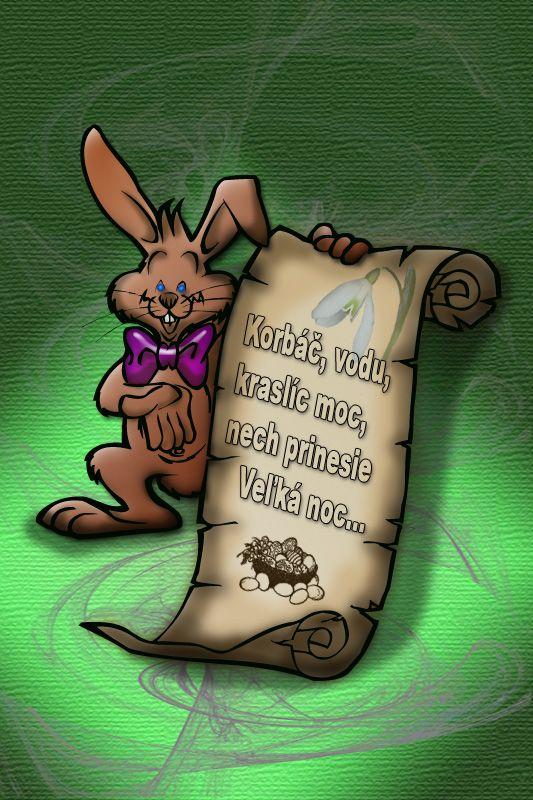 .......vladok...ECARD - Posielanie tlačítko v ľavo obálka :) - pohľadnice e-card veľkonočné/Veľkonočné sviatky...