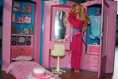 Barbie Home- Office