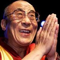 The Dahli Lama to help us find peace and joy