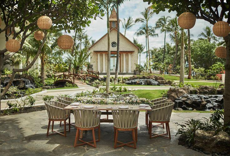 The Four Seasons Oahu at Ko Olina