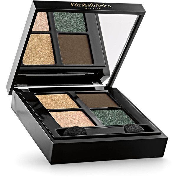 Elizabeth Arden New! Limited Edition Beautiful Color Eye Shadow Quad found on Polyvore