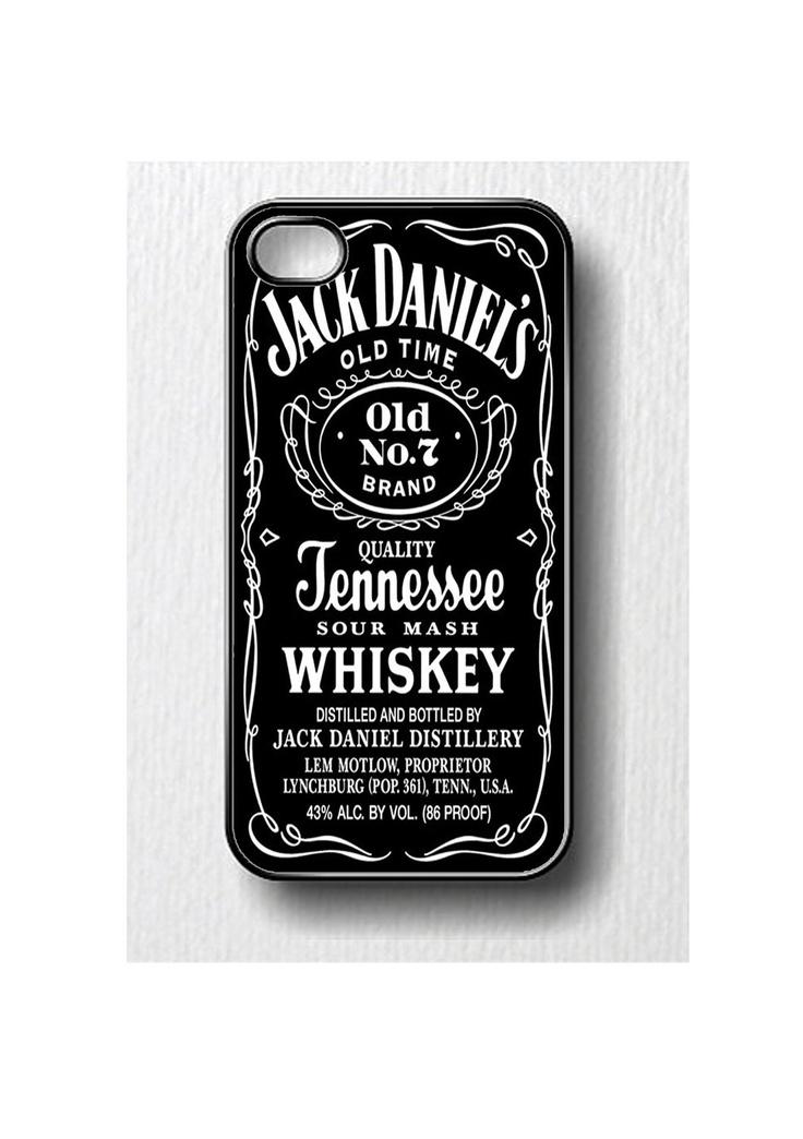 Coque Iphone Jack Daniels