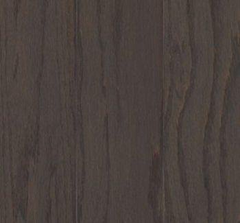 "Hardwood Floors: Mohawk Hardwood Flooring - Click Lock Pastiche Oak 5-1/4"" Wide - Oak Charcoal"