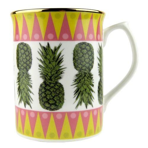 Image of Plantation Collection Bone China Mugs