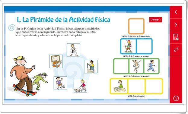 """""""La Pirámide de la Actividad Física"""" de Fundación Mapfre"""