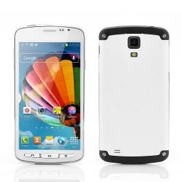 Flare 4.7 Inch Screen 3G Smartphone - MT6572 Dual Core 1.2GHz CPU, Support Dual SIM, Dual Cameras (white)